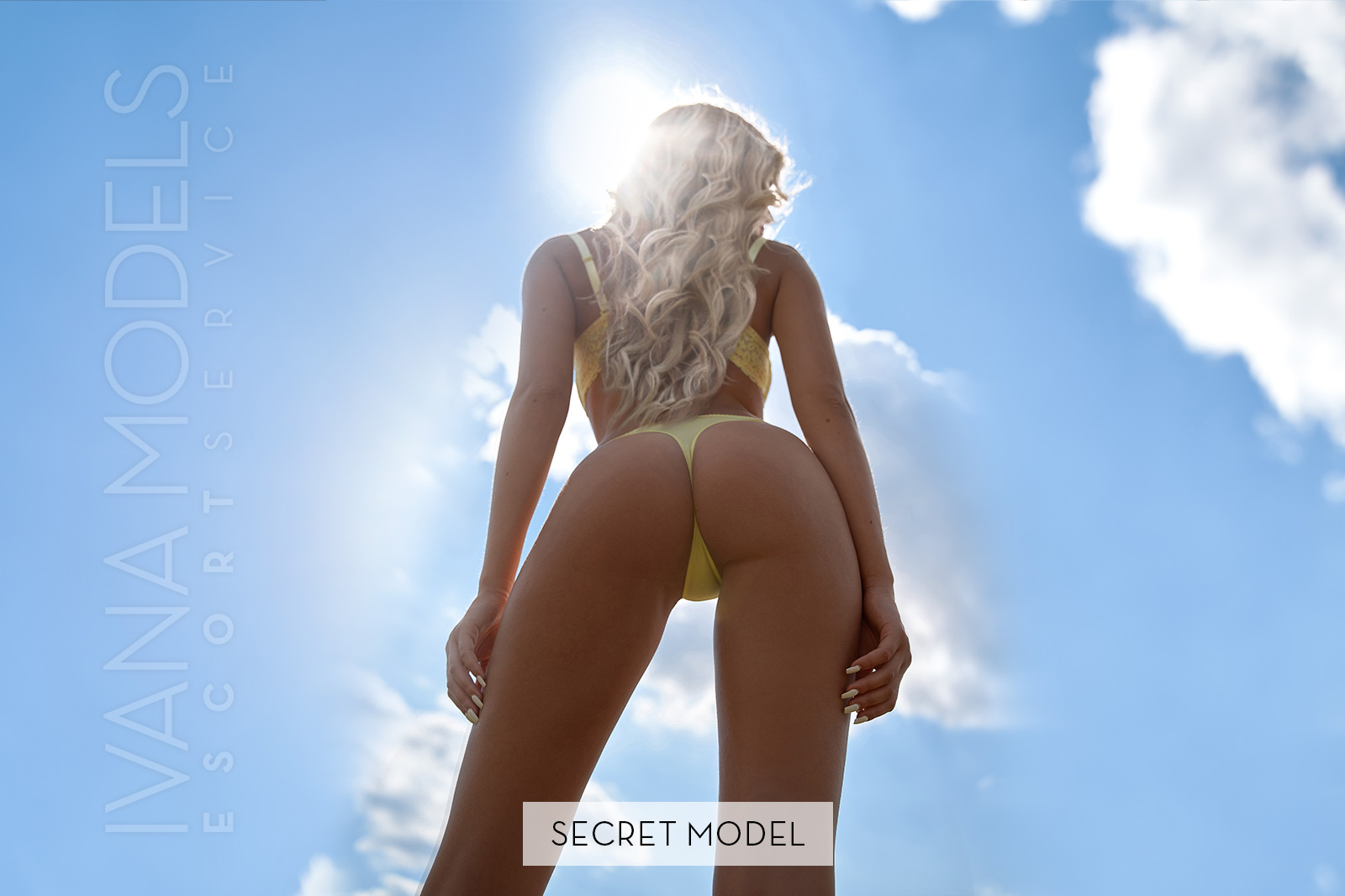 Escort Model Isabella in Hamburg